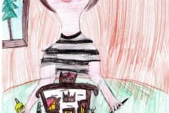 003. Косачева Виктория, 9 лет
