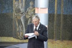 Н. Савотин, почетный житель города