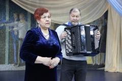 Выступление М.С. Бульбук