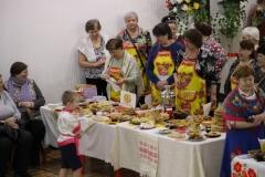 Конкурс блинов Клуб садоводов любителей Удача