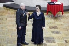 55 лет трассе мужества И.М. Месникович