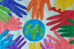 015_Варихова Мария, 6 лет МБДОУ дс 38 Разноцветный мир в детских ладонях