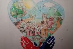 123_Толстова Виктория, 4 года, МБДОУ ДС №37 Солнышко, Мир в сердце