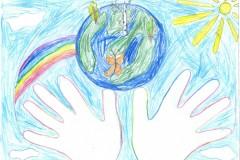 126_Чупин Егор, 5 лет МБДОУ №22 Искорка, «Хрупкая планета»