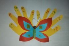 131_Якивчук Виктория, 4 года, МБДОУ ДС №37 Солнышко, Бабочка мира
