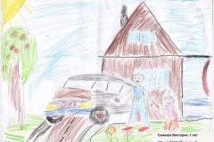 022. Самкова Виктория, 7 лет