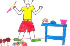031. Антипина Даша, 5 лет