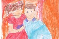 051. Кулакевич Елизавета, 7 лет