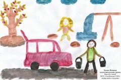 088. Хомяк Надежда, 6 лет